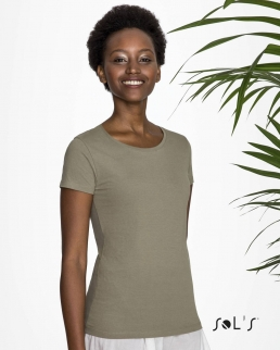 T-shirt in cotone biologico Milo Women