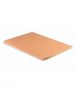 Notebook A5 in carta