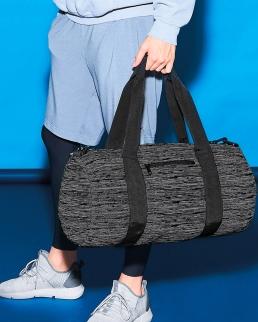 Borsa Duo Knit Barrel Bag