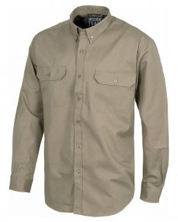 Camicia  da lavoro 100% cotone Industrial