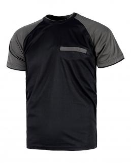 T-shirt girocollo triple cuciture