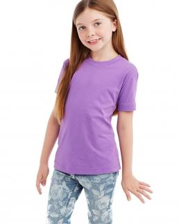 T-shirt Jamie  con girocollo per bambini