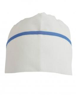 Cappello da cuoco in cotone e poliestere