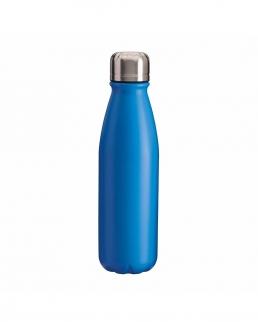 Bottiglia in alluminio con tappo in acciaipo
