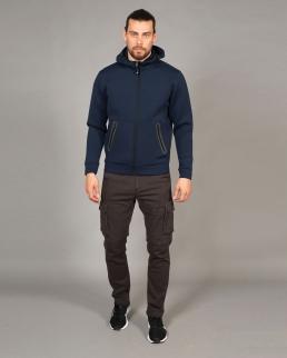 Pantalone multitasche elasticizzato Lituania