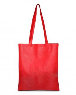 Shopper in TNT con manici lunghi