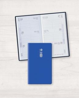 Agenda Settimanale tascabile Gommato 8 x 14