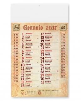 Calendario olandese antiqua