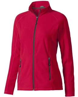 Pile zip intera polyfleece Rixford Donna