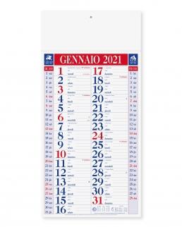 Calendario olandese Shaded