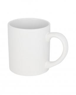 Mini tazza in ceramica per sublimazione 210 ml