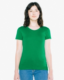 T-shirt donna Poly-Cotton