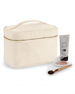 Canvas Vanity Case
