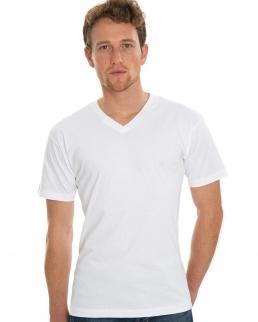 T-shirt uomo Organic scollo a V