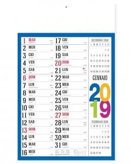 Calendario olandese Swedish