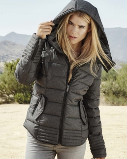 Giacca donna Active Urban Padded