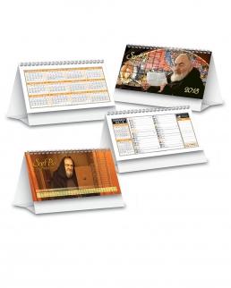 Calendario da tavolo San Pio