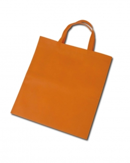 Shopper in TNT manici corti