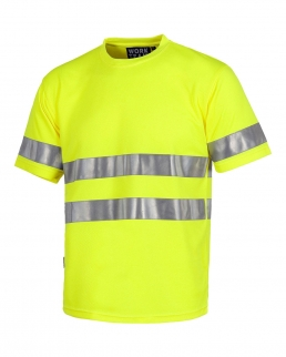 T-shirt alta visibilità Classe 1/2