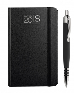Parure Agenda Settimanale Notes e Penna