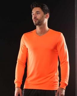 T-shirt Jersey team evo maniche lunghe
