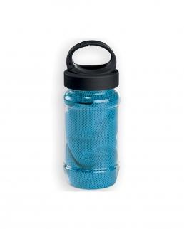 Bottiglia 440 ml con asciugamano rinfrescante