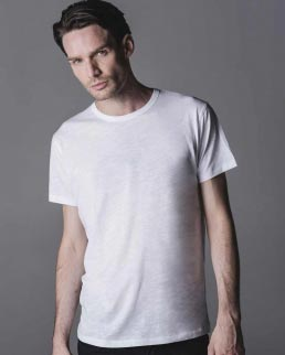 T-shirt uomo Slub