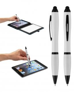 Penna a sfera con stylus Nash