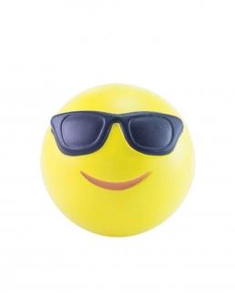 Pallina Antistress Emoji 3D Occhiali