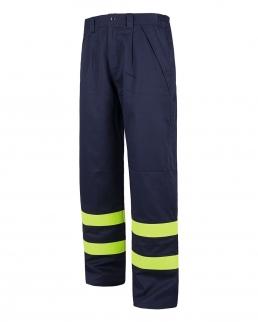 Pantalone per saldatura ignifuga e antistatica Técnicos