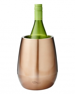 Secchiello per vino in acciaio inox a doppia parete Coulan