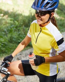 T-shirt da ciclismo donna