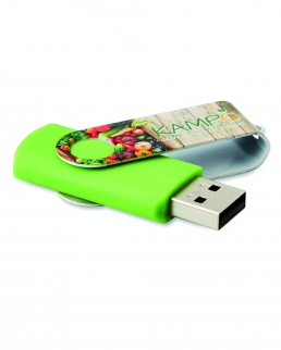 USB Techmate stampa all over 1 Gb