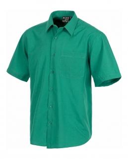 Camicia da lavoro maniche corte con taschino