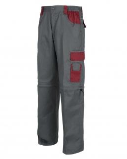Pantalone multitasche con gambe staccabili