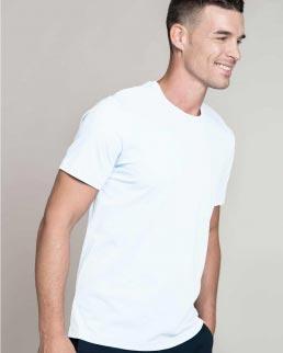 T-shirt maniche corte scollo tondo