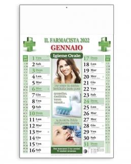 Calendario Consigli del Farmacista