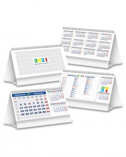 Calendario da tavolo Minitris