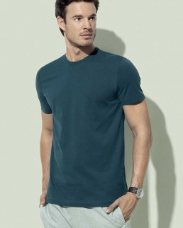 T-shirts girocollo James cotone organico