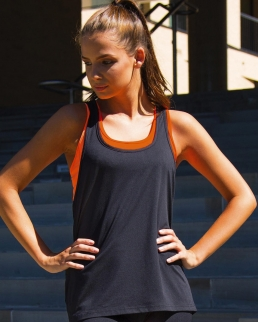 Softex® fitness top donna