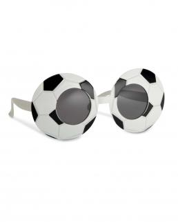 Occhiali da sole a forma di pallone da calcio