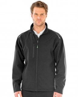 Giacca softshell zip intera