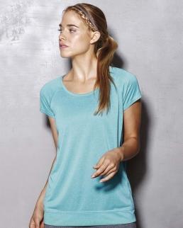T-shirt donna Active Performance Raglan