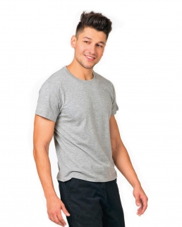 T-shirt girocollo manica corta