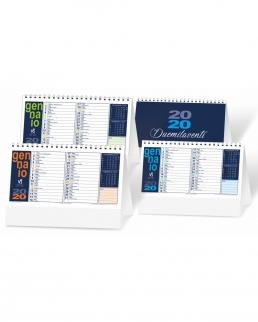 Calendario da tavolo Portoghese