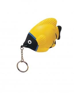 Portachiavi antistress Pesce Tropicale