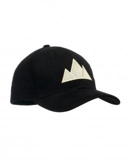 Cappellino da baseball in cotone pesante