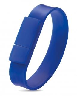 Silicone wrist band USB 8Gb