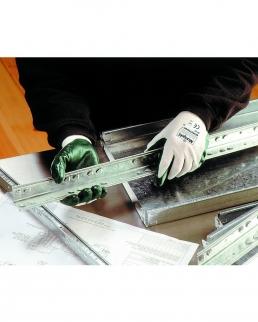 Guanti rischio meccanico con palmo in poliuretano