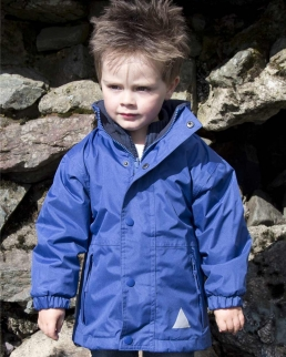 Giacca bambino reversibile Stormproof
